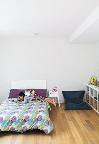 Perfect Kids Room Design Ideas That Suitable For Two Generations 25