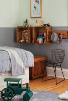 Perfect Kids Room Design Ideas That Suitable For Two Generations 30