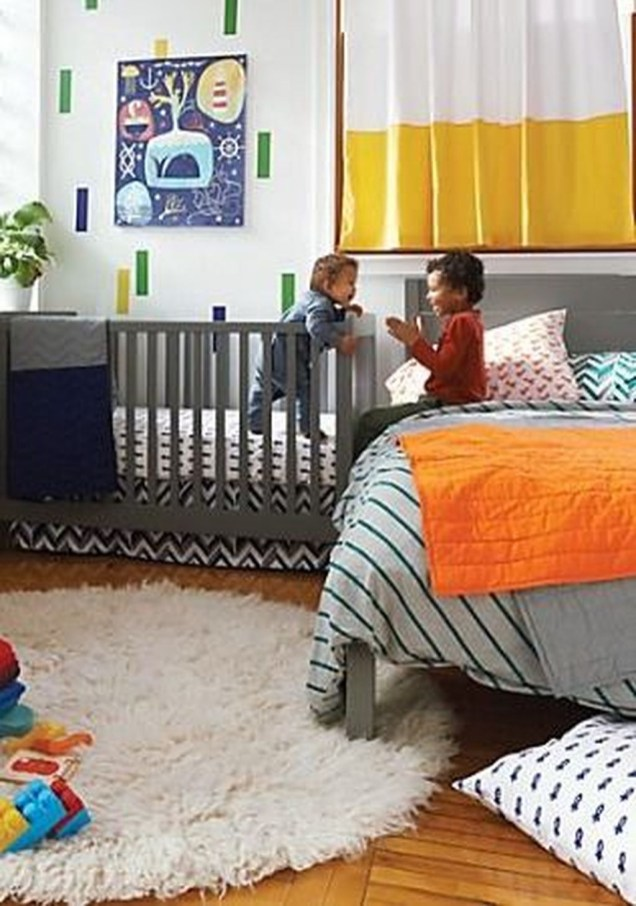 Perfect Kids Room Design Ideas That Suitable For Two Generations 38