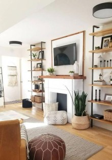 Adorable Wooden Furniture Design Ideas For Rustic Living Room To Have 13