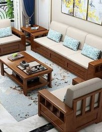 Adorable Wooden Furniture Design Ideas For Rustic Living Room To Have 18