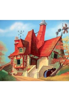 Amazing Pixar Up House Design Ideas Created In Real Life And Flown 03