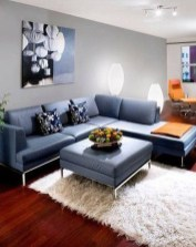 Attractive Living Room Design Ideas With Wood Floor To Try Asap 11