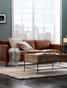 Attractive Living Room Design Ideas With Wood Floor To Try Asap 12