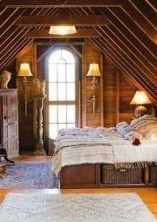 Beautiful Attic Room Design Ideas To Try Asap 21