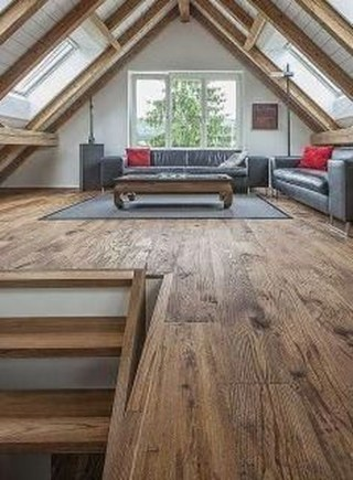 Beautiful Attic Room Design Ideas To Try Asap 26