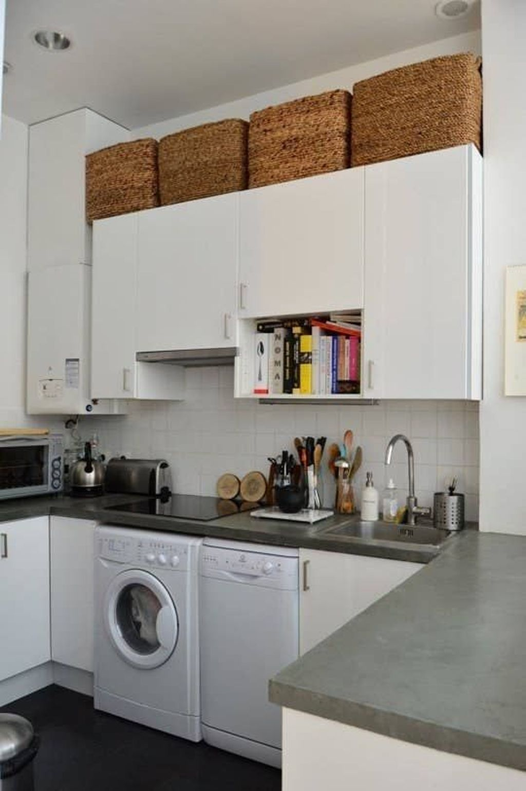 Best Tiny Kitchen Design Ideas For Your Small Space Inspiration 11