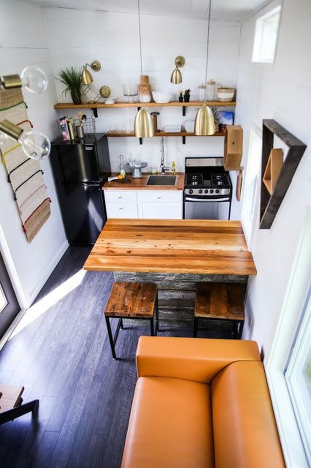 Best Tiny Kitchen Design Ideas For Your Small Space Inspiration 27