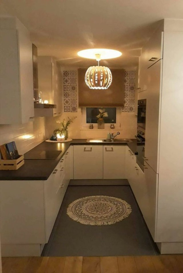 Best Tiny Kitchen Design Ideas For Your Small Space Inspiration 34