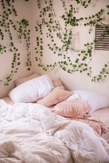 Brilliant Bedroom Design Ideas With Nature Theme 28