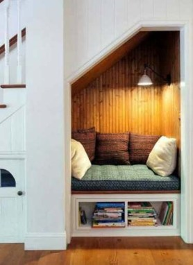 Enchanting Reading Nooks Design Ideas That You Need To Try 17