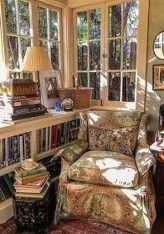 Enchanting Reading Nooks Design Ideas That You Need To Try 34