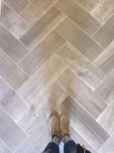 Fancy Wood Bathroom Floor Design Ideas That Will Enhance The Beautiful 04