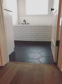 Fancy Wood Bathroom Floor Design Ideas That Will Enhance The Beautiful 07