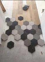 Fancy Wood Bathroom Floor Design Ideas That Will Enhance The Beautiful 09