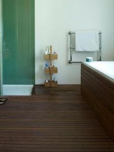 Fancy Wood Bathroom Floor Design Ideas That Will Enhance The Beautiful 12