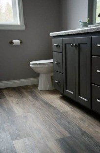 Fancy Wood Bathroom Floor Design Ideas That Will Enhance The Beautiful 18