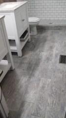 Fancy Wood Bathroom Floor Design Ideas That Will Enhance The Beautiful 22