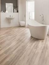Fancy Wood Bathroom Floor Design Ideas That Will Enhance The Beautiful 30