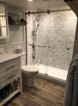 Fancy Wood Bathroom Floor Design Ideas That Will Enhance The Beautiful 35