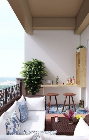 Fantastic Balcony Garden Design Ideas For Relaxing Places To Try 25
