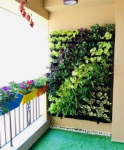 Fantastic Balcony Garden Design Ideas For Relaxing Places To Try 27