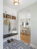 Fascinating Home Entryway Design Ideas For Your Home Interior Decoration 10