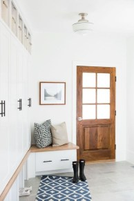 Fascinating Home Entryway Design Ideas For Your Home Interior Decoration 19