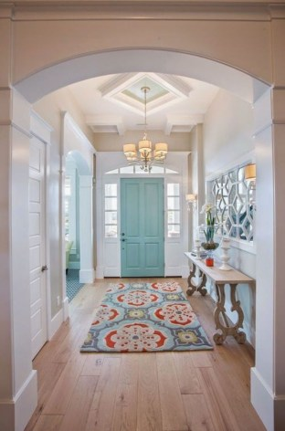 Fascinating Home Entryway Design Ideas For Your Home Interior Decoration 26
