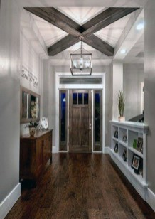 Fascinating Home Entryway Design Ideas For Your Home Interior Decoration 42