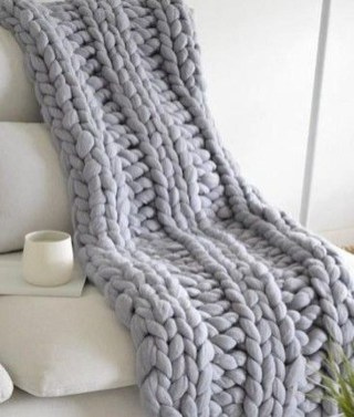 Favorite Knitted Winter Decorations Ideas To Try Right Now 07