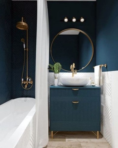 Inspiring Bathroom Design Ideas To Try Right Now 28
