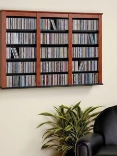 Interesting Living Rooms Design Ideas With Shelving Storage Units 11