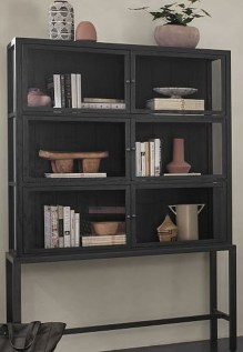 Interesting Living Rooms Design Ideas With Shelving Storage Units 12