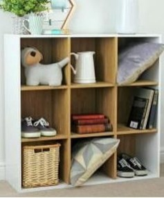 Interesting Living Rooms Design Ideas With Shelving Storage Units 18