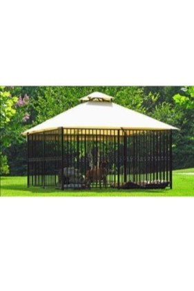 Interesting Outdoor Dog Houses Design Ideas For Pet Lovers 06