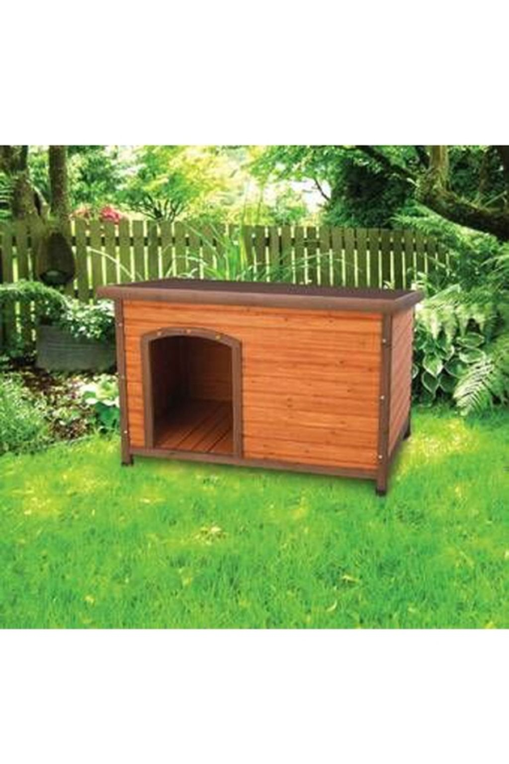 Interesting Outdoor Dog Houses Design Ideas For Pet Lovers 12