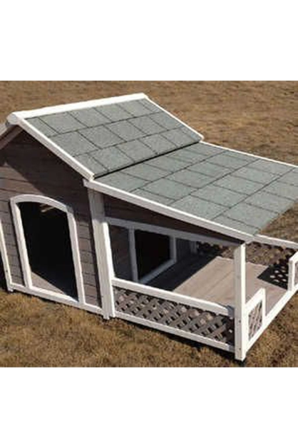 Interesting Outdoor Dog Houses Design Ideas For Pet Lovers 13