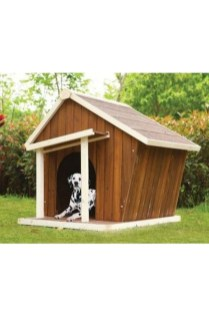 Interesting Outdoor Dog Houses Design Ideas For Pet Lovers 19