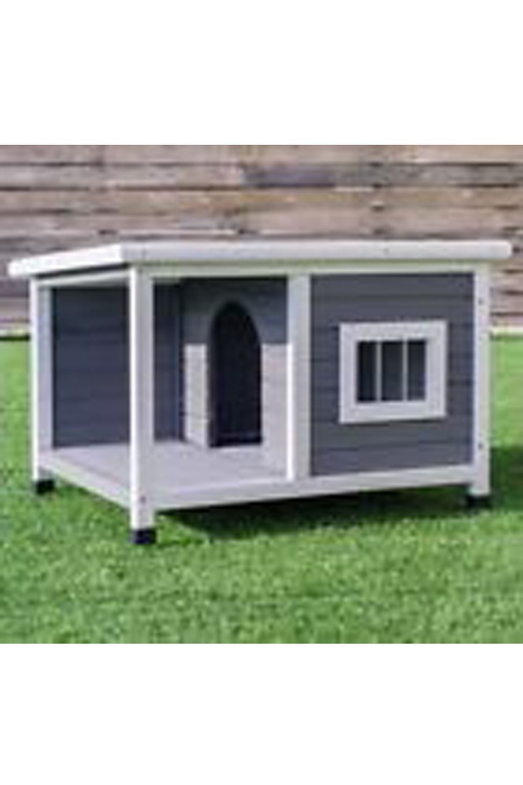 Interesting Outdoor Dog Houses Design Ideas For Pet Lovers 23