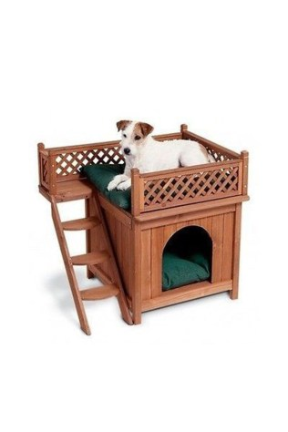 Interesting Outdoor Dog Houses Design Ideas For Pet Lovers 25