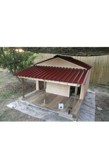Interesting Outdoor Dog Houses Design Ideas For Pet Lovers 30