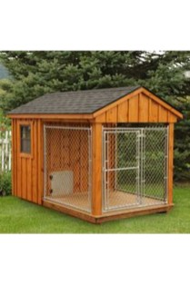 Interesting Outdoor Dog Houses Design Ideas For Pet Lovers 31