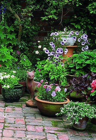 Luxury Container Garden Design Ideas For Your Landscaping Design 38