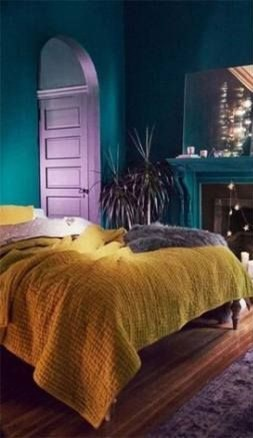 Marvelous Bedroom Color Design Ideas That Will Inspire You 18
