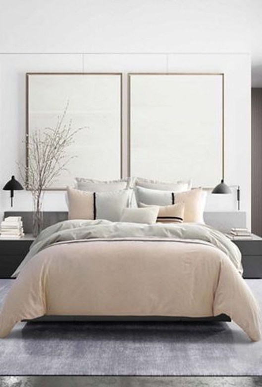Marvelous Bedroom Color Design Ideas That Will Inspire You 33