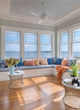 Perfect White Sunroom Design Ideas That Look So Awesome 33