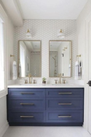 Popular Bathroom Vanities Design Ideas For Your Bathroom Inspiration 26