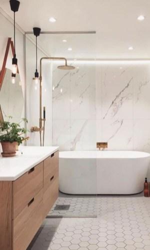Popular Bathroom Vanities Design Ideas For Your Bathroom Inspiration 40