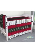 Relaxing Baby Nursery Design Ideas With Polka Dot Themes To Try Asap 08